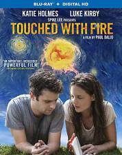 Touched With Fire Blu-ray + Digital -- NEW with Slipcase