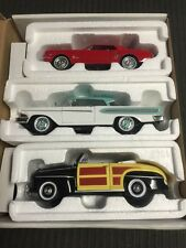 National Motor Museum Mint 1/32 Scale Car Lot 46 Ford 58 Edsel 64.5 Mustang Fr