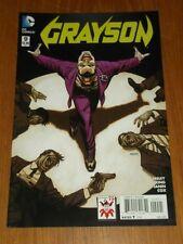 GRAYSON #9 DC COMICS JOKER VARIANT