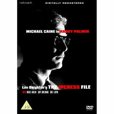 THE IPCRESS FILE. Michael Caine. 2 discs. New sealed DVD.