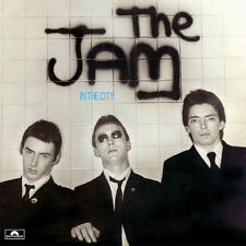 The Jam IN THE CITY Debut Album POLYDOR RECORDS New Sealed COLORED VINYL LP