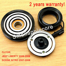FOR Jeep Liberty 2006-2008 3.7L AC Compressor Clutch Repair KIT INCLUDES PULLEY