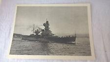 Carte postale Algérie Croiseur de 10,000 tonnes Lescuyer