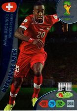 ADRENALYN WORLD CUP 2014 Brasil DJOUROU SWITZERLAND DEFENSIVE ROCK