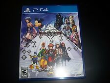 Replacement Case (NO GAME) KINGDOM HEARTS HD 2.8 PlayStation 4 PS4 Original