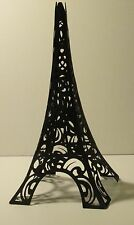 Paris Themed Paper Eiffel Tower Cake Topper Decoration
