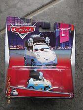 Disney Pixar Cars Shigeko Geisha *Ultra-Rar* NEU & OVP