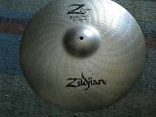 "19"" Zildjian Z Custom Rock Crash Cymbal 2200g"