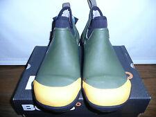 Bogs Men's Highliner Low Steel Toe Waterproof Work Boot,Olive,8 M US