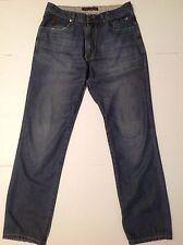 Trussardi Mens Jeans Light Wash 32x29