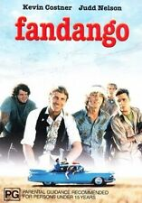 FANDANGO (1985 Kevin Costner)  -  DVD  UK Compatible