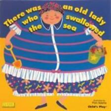 Classic Books with Holes Board Book: There Was an Old Lady Who Swallowed the...
