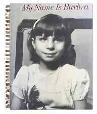 for the MY NAME IS BARBRA Streisand FAN! Album Cover Notebook vintage rare WOWEE