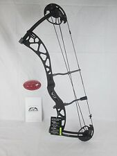 Martin Archery Stratos CR 70# Right Hand CARBON Riser Compound bow Black