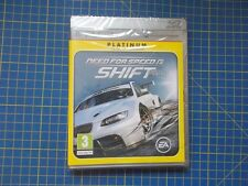 Need For Speed: Shift [Platinum] (PS3) New Factory Sealed