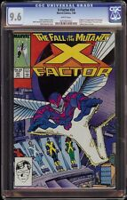 X-Factor # 24 CGC 9.6 White 1st appearance of Archangel