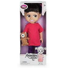 Disney Animators' Collection Boo Doll - Pixar Monsters Inc - 16'' - New
