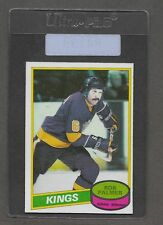 ** 1980-81 OPC Rob Palmer #104 (NRMT) Nice Old Hockey Card ** P4193