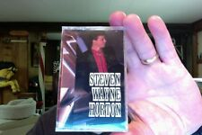 Steven Wayne Horton- self titled- new/sealed cassette tape