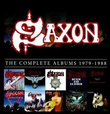 The Complete Studio Album Collection 1979-1988 New CD