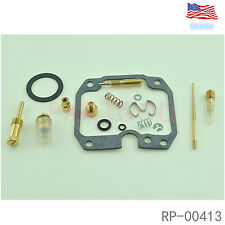 For 1988-1998 Kawasaki 220 BAYOU CARBURETOR CARB REPAIR REBUILD KIT, US Seller!!