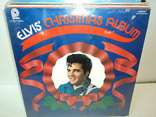 ELVIS PRESLEY ELVIS' CHRISTMAS ALBUM 1970 CAMDEN SEALED LP