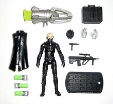 GI JOE REX DOCTOR LEWIS Rise of Cobra Action Figure ROC COMPLETE C9+ v1-A 2009