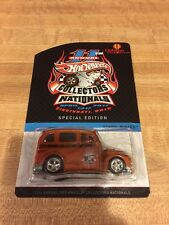 HOT WHEELS 11TH ANNUAL COLLECTORS  CONVENTION CINCINNATI SCHOOL BUSTED 1071/1500