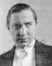Bela Lugosi signed Count Dracula 8X10 photo picture poster autograph RP