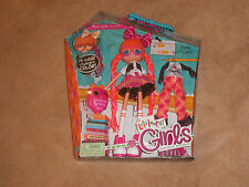 """NEW, LALALOOPSY GIRLS 9"""" DOLL, BEA SPELLS-A-LOT + PET OWL + EXTRA OUTFIT"""