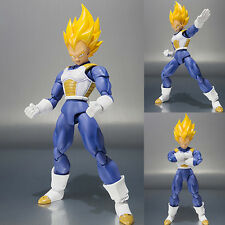 S.H.Figuarts Super Saiyan Vegeta Premium Color Dragon Ball Z Bandai Tamashii JPN