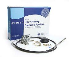 SeaStar Solutions SS132 No Feedback Steering Kit 18ft.