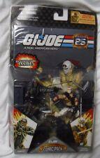 Stormshadow vs Firefly G.I. Joe COMIC 2 PACK 2007 Complete MOC 25th Anniversary