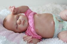 REBORN BABY ESMAE NEW BABY FROM CASSIE BRACE  BY VAHNI GOWING