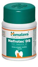 DOG CAT CARE 60 TABLETS FOR URINARY TRACK INFECTION ANTISEPTIC CARE ACT ON MUCIN