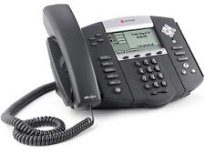 Polycom Soundpoint IP550 - 4 Line SIP Phone Telephone - Inc VAT & Warranty -