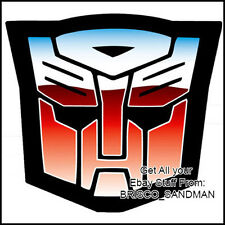 Fridge Fun Refrigerator Magnet TRANSFORMERS AUTOBOTS LOGO LARGE