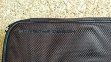 Lufthansa First Class PORSCHE DESIGN  P'2000 Overnight Amenity Kit Bag