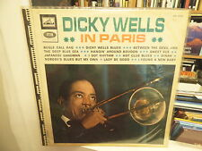 Dicky Wells in Paris - EMI HTX 40329