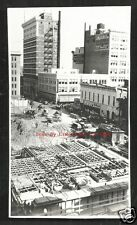 Fort Worth photo Sanger Building construction TX Texas 1928