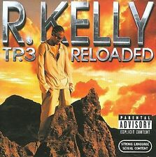 R. KELLY, TP3 Reloaded (CD+bonus DVD(PAL)), SonyBMG Australia **NEW**
