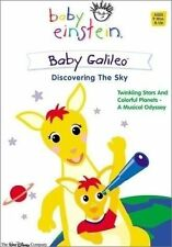 Baby Galileo - Discovering The Sky [ DVD ] Region 4, LIKE NEW, FREE Post...8272