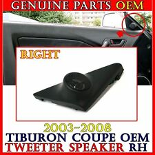 KDM Tweeter Speaker RIGHT Side 1EA 2003-2008 Hyundai Tiburon / Coupe OEM part RH