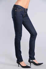 J Brand Jeans The Deal 9612 Pencil Skinny Straight Zipper Leg in Ink sz 30
