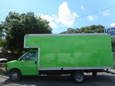 GMC: Savana 16 Foot Box