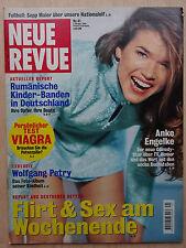 Neue Revue Nr 41/1998,  Anke Engelke, Wolgang Petry, Sepp Maier, Kim Basinger