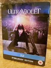 Ultraviolet (2006) Milla Jovovich Blu-Ray UK Exclusive Limited Edition STEELBOOK