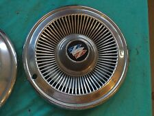 "ONE Vintage Buick 14"" Hubcaps Skylark Apollo Picture show 4 this sale is for ONE"