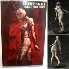 [USED] Distribution Limited Bubble Head Nurse Silent Hill 2 Statue Gecco Japan
