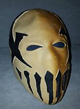 Mushroomhead X Face Slipknot Full Head Latex Halloween Mask Tan